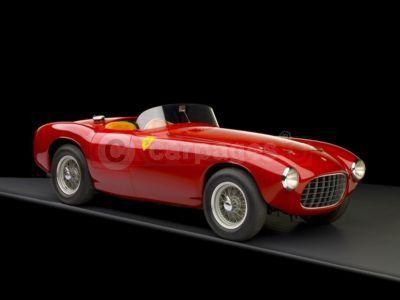Historic Ferrari Auction At The Maranello Ferrari Factory