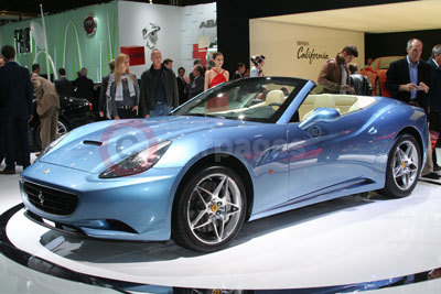 Ferrari California (2012)