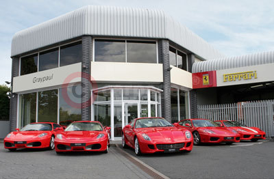 Maserati and ferrari relationship