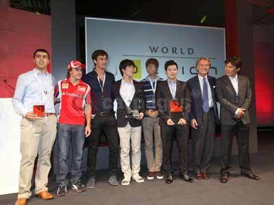 Alonso Ferrari World Ferrari World Design Contest