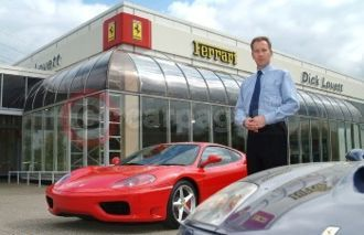 Superb New Dealership Opens In Swindon