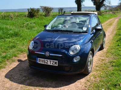 Fiat 500C Review (2013)