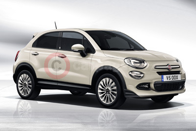 Fiat 500X Opening Edition (MY-2015)