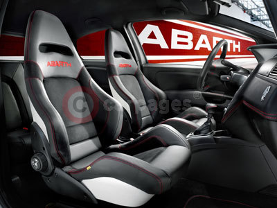 The New Abarth Corse By Sabelt Seats