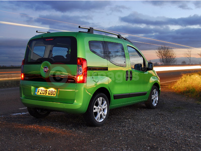 The Fiat Qubo