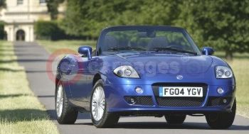 The Fiat Barchetta