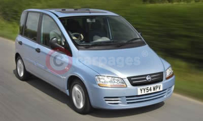 New Fiat Multipla Priced From 163 13 295