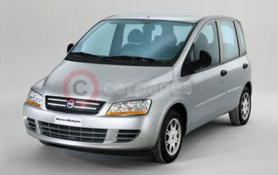 New Fiat Multipla