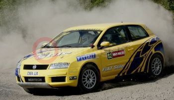 Fiat Stilo Cup Car In Action