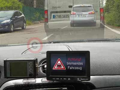 Ford Advanced Warning System