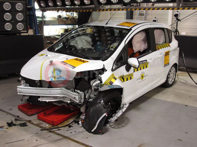 Ford B-MAX NCAP Results