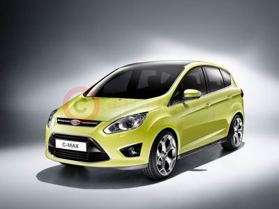 The New Ford C-MAX