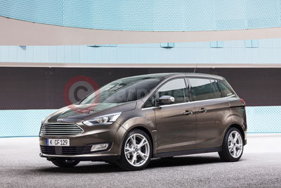 Ford Grand C-Max (MY-2015)