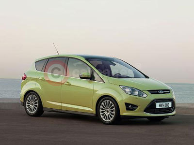 All New Ford C-MAX