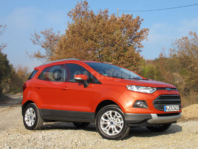 Ford EcoSport Review (2014)