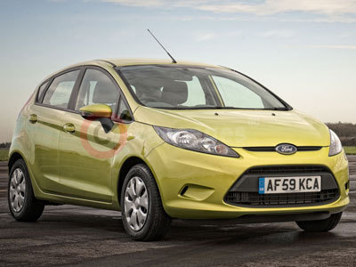 The Ford Fiesta