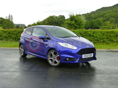 Ford Fiesta ST Review (2013)