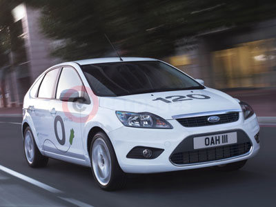 The Ford Focus Battery Electric Vehicle