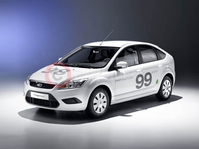 The New 2010 Ford Focus ECONetic