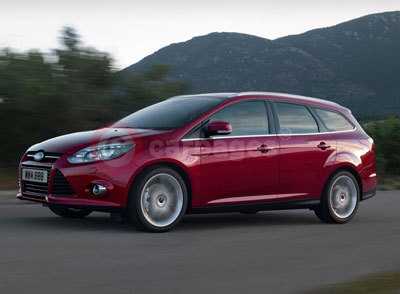 The New Ford Focus Estate