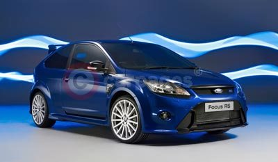 The New Ford Focus RS