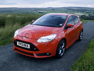Ford Focus ST Mountune Upgrade (2013)