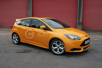 Ford Focus ST Review (2012)