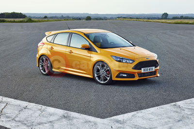 Ford Focus ST (MY-2015)