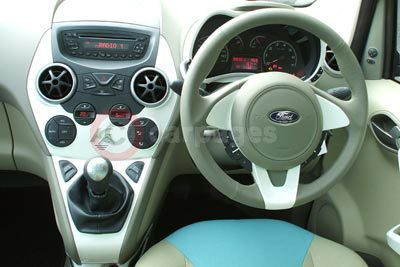 ford ka review part three. Black Bedroom Furniture Sets. Home Design Ideas