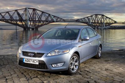 Ford Mondeo Scottish Car of the Year