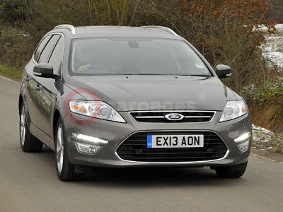 Ford Mondeo Titanium X Business Edition Estate 2013