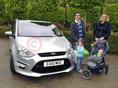 New Ford S-MAX With Mumsnet Members