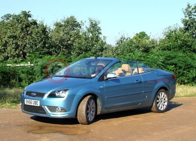 Ford Focus II Coupe - Cabriolet