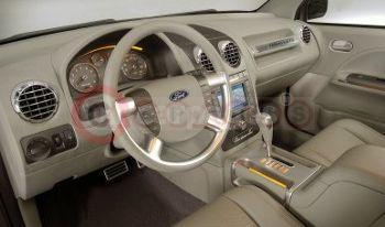 Ford Freestyle FX Concept Interior