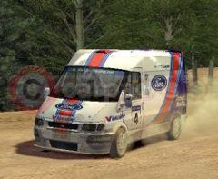Ford Rally Transit