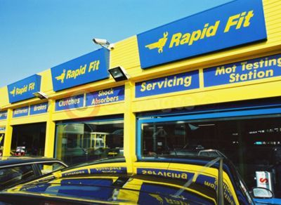 Ford Rapid Fit