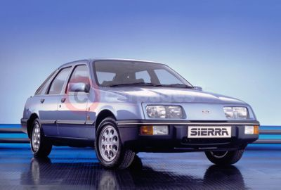 Sales of parts for 1980s Fords, such as the Escort cabriolet and Sierra pictured, will be the new National Clearance Centre's main business