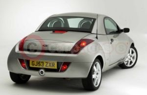 Ford Streetka Winter Edition