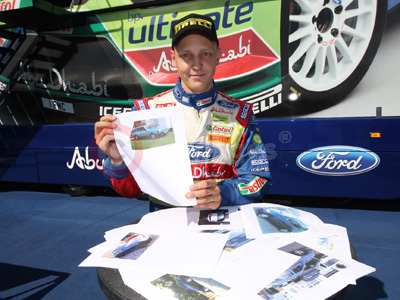 Mikko Hirvonen Picks The Ford Spring into Summer Winner