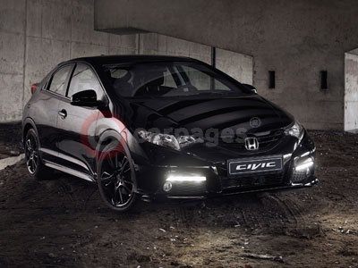 Honda Civic Black Edition (2014)