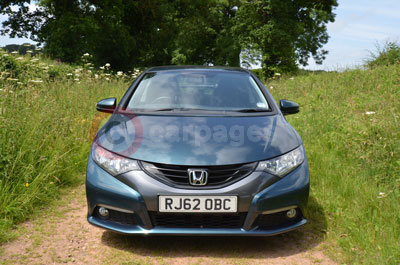 Honda Civic Review (2013)