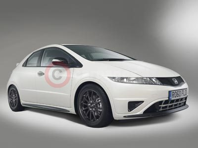 New Limited Edition Honda Civic Ti