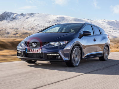 Honda Civic Tourer (2014)