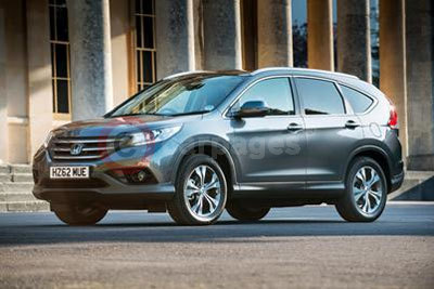 The New Honda CR-V Prices (2013)