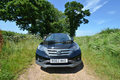 Honda CR-V Review (2013)