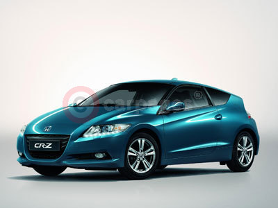 New Honda CR-Z Hybrid