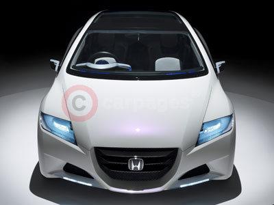 home car news Honda news Honda CR-Z news The Honda CR-Z Hybrid