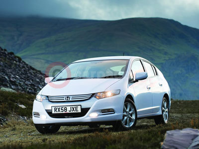 The Honda Insight