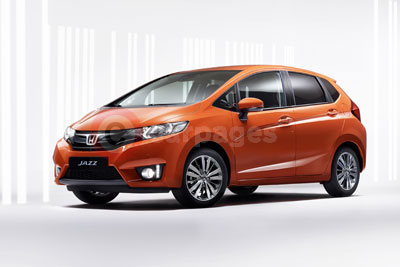 The New Honda Jazz (2015)