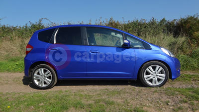 Honda Jazz Review 2011 Part Two